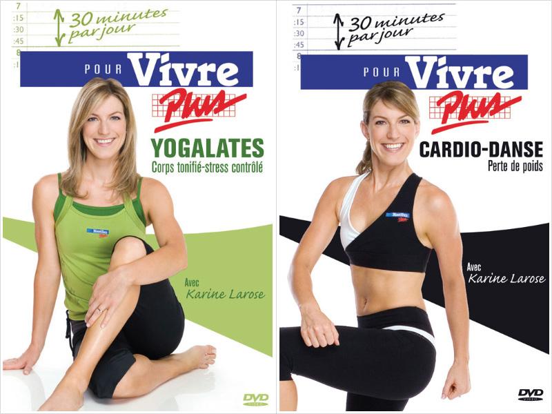 DVD Karine Larose